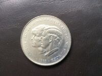 Charles and Diana Royal Wedding 1981 Commemorative Coin