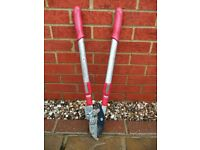 Jardin de France Ratchet System Loppers Lopper Garden Tool Telescopic Handles