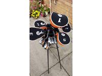 Starter Set Golf Clubs - Brand Confidence