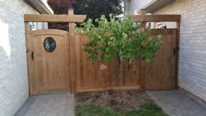 Rob's Fencing inc (Wood Fence Installer)
