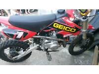 DEMON 110CC PIT BIKE