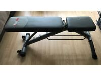 Bodymax adjustable weight bench