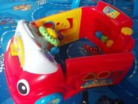 Fisher-Price Crawl Around Car