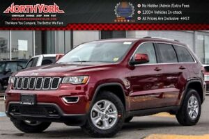 2017 Jeep Grand Cherokee New Car Laredo|4x4|All-Weather,TowPkgs|