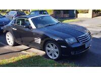 Chrysler Crossfire 3.2 V6 Black