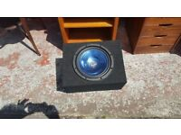 Kenwood Subwoofer 800w