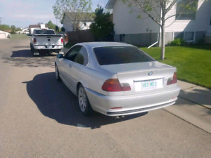 2000 bmw 328ci with sport package TRADES?