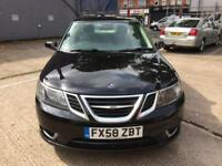 2009 Saab 9-3 1.9TTiD ( 180ps ) Diesel Vector Sport Long Mot 1 Owners Bargain