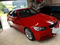 BMW 320D M Sport not Audi A3 Lexus Mercedes Honda Accord Toyota A4 VW Jetta Passat Golf Bora