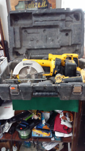 Dewalt power tool kit