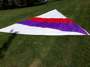 Large headsail