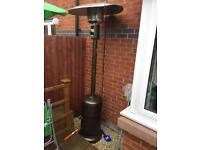 Gas Garden heater patio heater