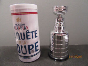 MOLSON CANADIAN QUEST FOR THE CUP.