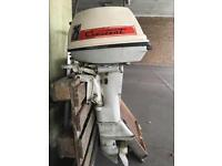 25 Hp outboard