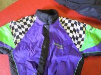 Lightweight Kawasaki Motorcycle Jacket