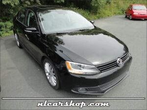2011 Volkswagen Jetta leather VW 2.5L WARRANTY - nlcarshop.com