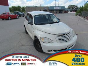 2006 Chrysler PT Cruiser MANUAL | FRESH TRADE | AS-IS SPECIAL