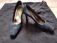 Gordon Scott of London Navy Shoes