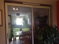 "External Double Glazed Sliding Doors ""FREE"""