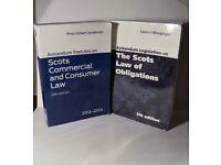 Scottish Law books