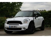 2014 Mini Mini Countryman 2.0TD auto Cooper SD NEW SHAPE MODEL