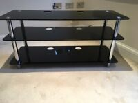 TV, DVD stand in excellent condition