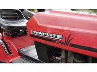 Lawnflite Ride-on Mower / Lawn Tractor (with collector)