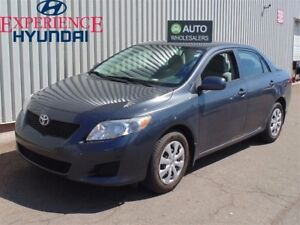 2009 Toyota Corolla CE THIS WHOlESALE CAR WILL BE SOLD AS TRADED