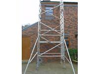 youngman boss scaffolding tower