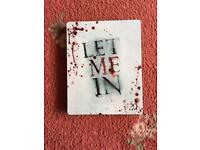 Let Me In Blu Ray Limited Edition Steelbook