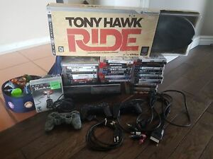 PS3 bundle with 34 games