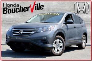 2013 Honda CR-V LX AWD Garantie 120,000km * VENDU *