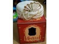 Asian Wedding hat