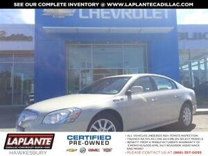 2011 Buick Lucerne 1 Owner+Bluetooth