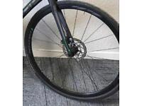 Fulcrum DB 77 disc brake road bike wheels