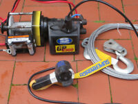 Superwinch GP2300, 12v Electric Winch