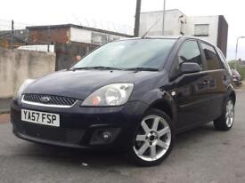 2008 (57) FORD FIESTA ZETEC CLIMATE S-A 1.4 PETROL*5 DOOR*HPi CLEAR*P/X WELCOME*