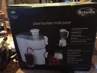 Breville Juice Fountain Multi Juicer
