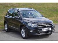 2012 Volkswagen Tiguan 2.0 TDi BlueMotion Tech SE 5 door Diesel Estate