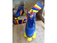 Brand new RIo Roller boots, size 6