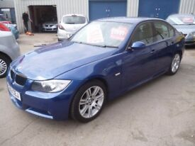 BMW 318i M Sport,1995 cc 4 door saloon,full MOT,full leather interior,all the M Sport extras