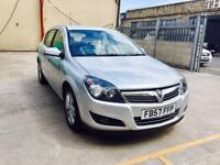 2007 57 VAUXHALL ASTRA 1.4 SXI VERY LOW MILEAGE