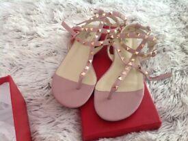 Valentino gladiator sandals