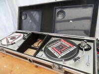 TECHNICS 1200 MK 2 IN FLIGHTCASE