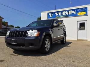 2010 Jeep Grand Cherokee LAREDO | 4X4 | SNOW TIRES | ALLOY RIMS