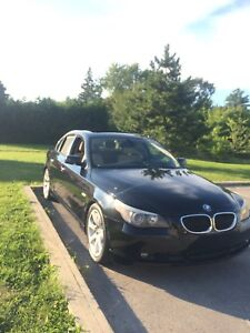 BMW 545i SMG M package