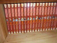 Fairy tails manga anime books volume 1-29