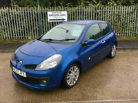 2007 07 clio dynamique s top spec stunning car throughout