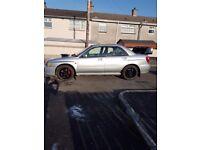 Subaru impreza 1.6 excellent condition