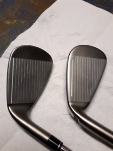 TaylorMade Speedblade Right Hand irons 4-PW